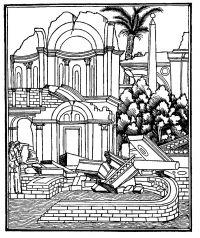 Полиандрий храм памяти погибших от